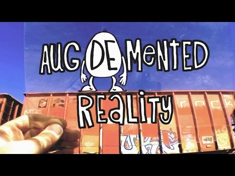 Aug De Mented Reality