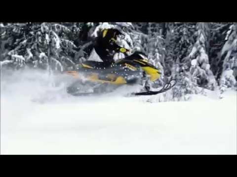 Новый модельный ряд снегоходов BRP 2014 года!