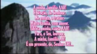 Regis Danese - Família - VOZ - Com Letra