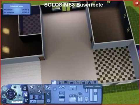 Video 2 de Los Sims 3:  Crear tu casa parte 2