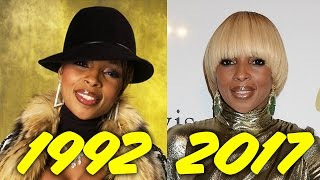 The Evolution of Mary J. Blige (1992-2017)