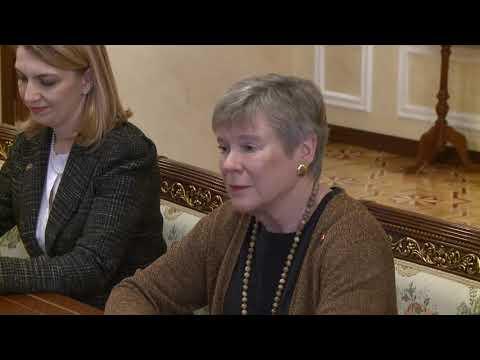 Președintele Moldovei a avut o întrevedere cu doamna Rose Gottemoeller, Secretarul General Adjunct al NATO