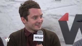 'The Greasy Strangler' Producer Elijah Wood Talks Father-Son Rivalry, Naked Men and Body Parts