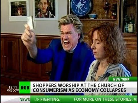 Credit card exorcisms for American shopaholics