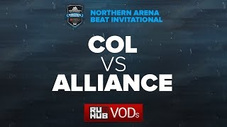 compLexity vs Alliance, NA Arena Beat Invitational [Lex, 4ce]