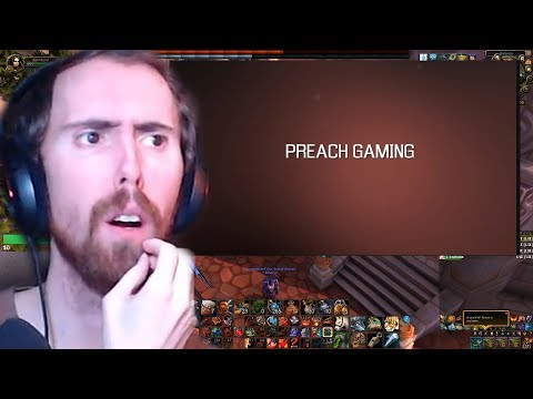 "Asmongold Reacts To ""the Problem In The Mists (of Pandaria)"" By Preach Gaming"
