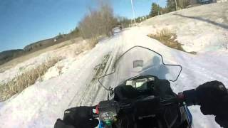 4. Polaris Switchback 600 Trail Ride!!