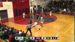 Highlights: New London 61, Windham 53