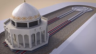 Video Jeddah Mosque Relocation, Mammoet animation MP3, 3GP, MP4, WEBM, AVI, FLV Juli 2018