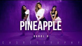 Pineapple  Karol G  FitDance Life Coreografía Dance Video