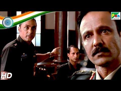 Kay Kay Menon Interrogation - Shaurya Best Scene | Full Hindi Movie | Rahul Bose, Javed Jaffrey