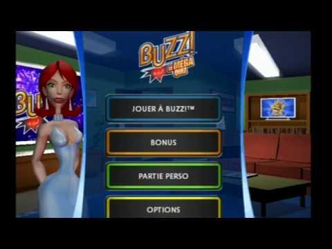 BUZZ LE GRAND QUIZ + 4 Buzzers NEUF BLISTER pour PS2
