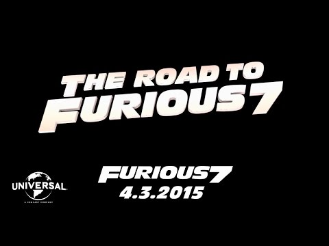 Furious 7 (Trailer Announcement)