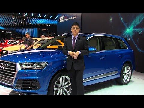 2016 Audi Q7 – First Look