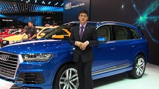 2016 Audi Q7 - First Look