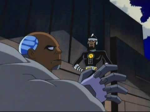 Dr. Light - From Teen Titans Episode: Nevermore.
