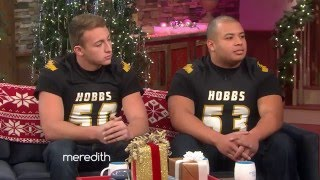 Two High School Football Players Tackle Bullying | The Meredith Vieira Show