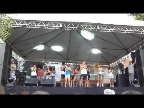 Grupo de dança de Pedrinopolis