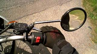 10. Kawasaki KLX125 Review Road Test with Comments