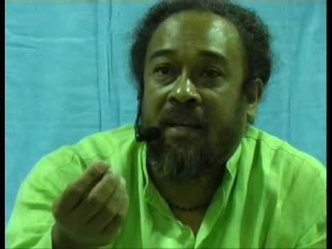 Mooji – Whatever you can perceive is not you
