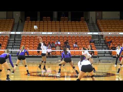 Volleyball vs. High Point - 9/26/14