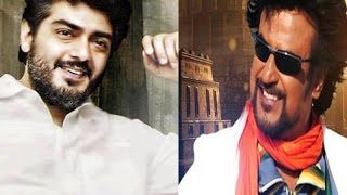 Ajith next to superstar Rajinikanth