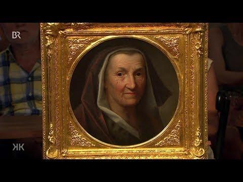 Balthasar Denner: Reife Mona Lisa -