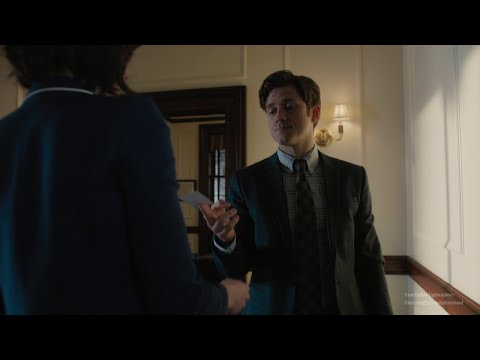 BrainDead 1x01: Gareth & Laurel #1 [First Encounter]