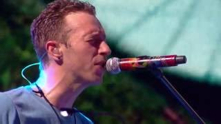 Coldplay - Up & Up Live at Glastonbury 2016 HD Video