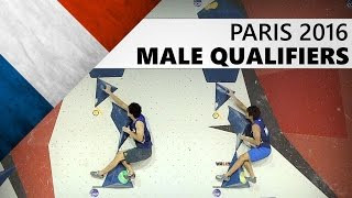 Bouldering World Championships 2016 | Male Qualifiers by OnBouldering