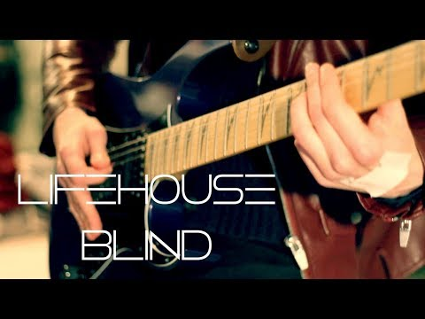 Video Lifehouse - Blind Instrumental Guitar cover by Robert Uludag/Commander Fordo download in MP3, 3GP, MP4, WEBM, AVI, FLV January 2017