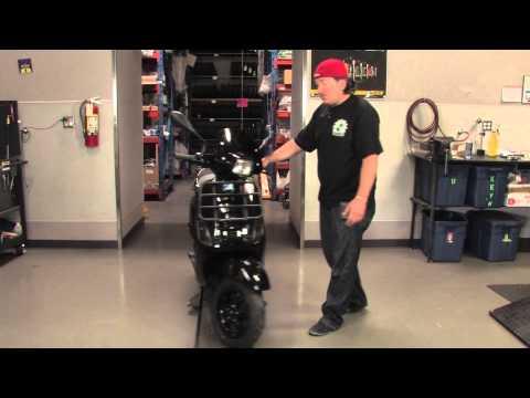 Vespa Motorsport Employee Scooter Spotlight: Steve's S150