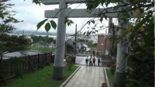Muroran Japan  City pictures : 2012-09-30: Day 15: Part A: Diamond Princess: Muroran, Japan