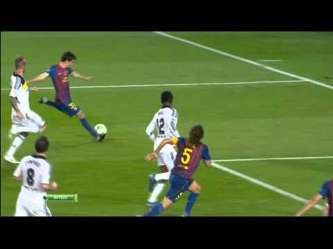 Barcelone 2 - 0 Chelsea Goal Iniesta