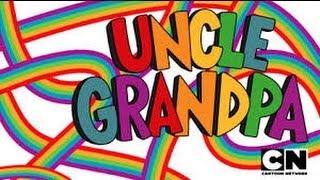 Uncle Grandpa izle