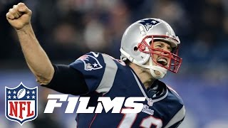 #2 Tom Brady | Top 10 QBs of All-Time | NFL Films by NFL Films