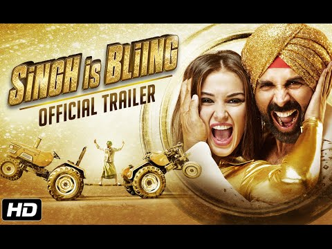 Singh Is Bling - Trailer