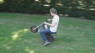 1. 49cc Mini Dirt Bike