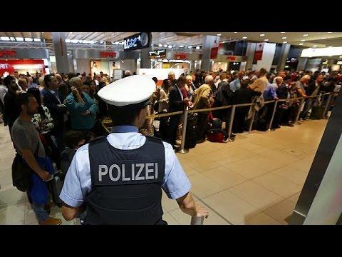 Συναγερμός στο αεροδρόμιο της Κολωνίας