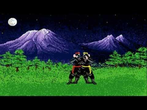 Master Ninja Amiga
