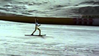 Ski flying world record