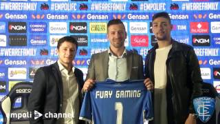 Preview video La presentazione di Empoli Fc Esports