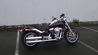 8. 2019 Harley-Davidson FXLR Low Rider