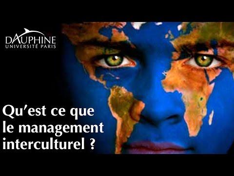Qu'est ce que le management interculturel ?