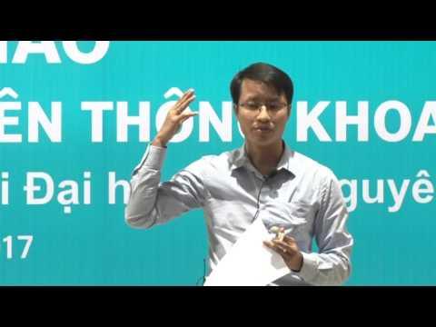 [FameLab2017 - Thái Nguyên] Hoàng Tiến Đạt