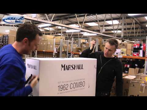 marshall - Marshall Blues Breaker 1962LE Hand Wired Ltd Ed Version A very Special Amp has arrived at the Warehouse and Lee is keen to show you whats inside... Its a bit...