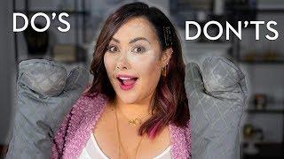 Makeup Over 40 - Do's and Don'ts.    Makeup Geek by Makeup Geek