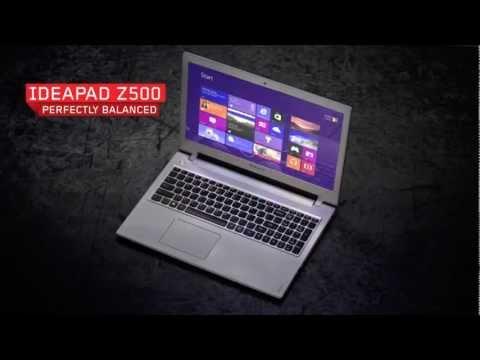 Lenovo Ideapad Z500 - Trailer