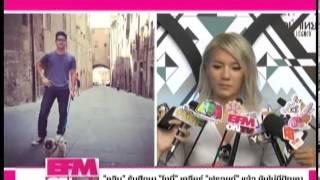 EFM ON TV 15 July 2013 - Thai TV Show