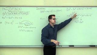 Intermediate Algebra Lecture C.4 Part 3